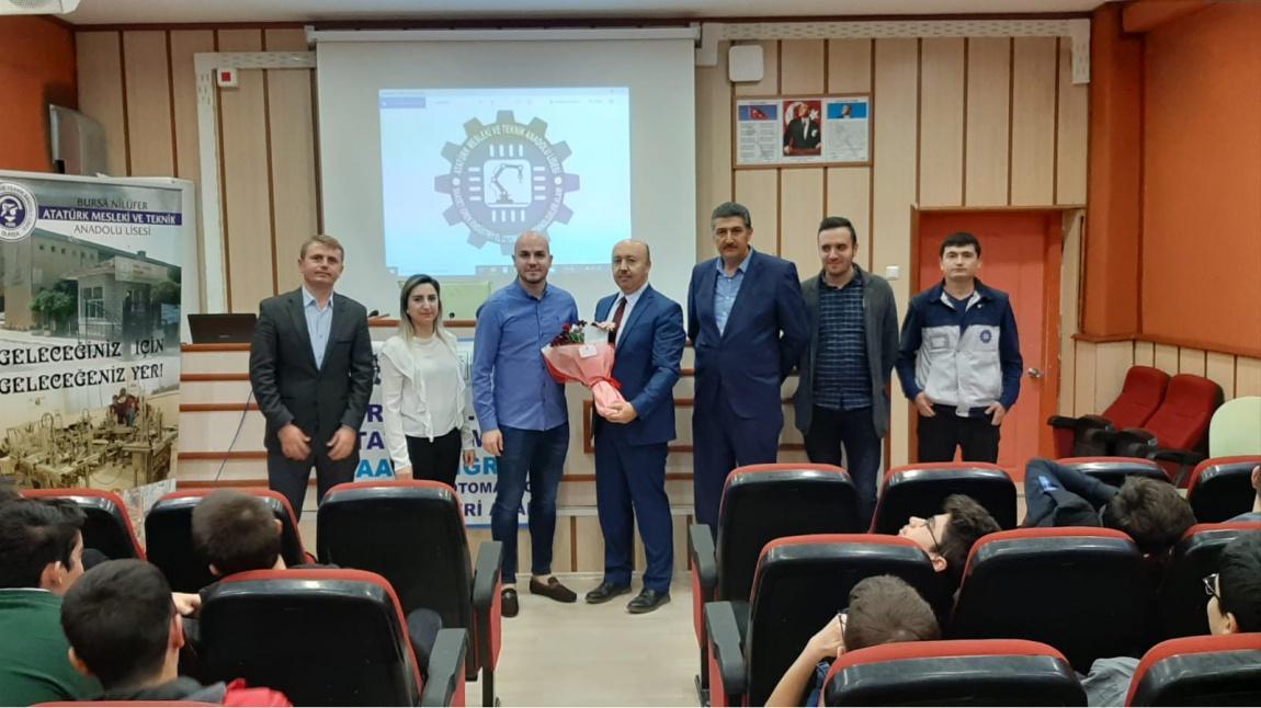 Orau Orhan Otomotiv Isg Egitimi Ataturk Mesleki Ve Teknik Anadolu Lisesi